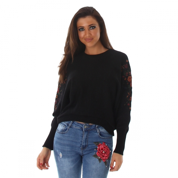 Knitted Sweater SF204