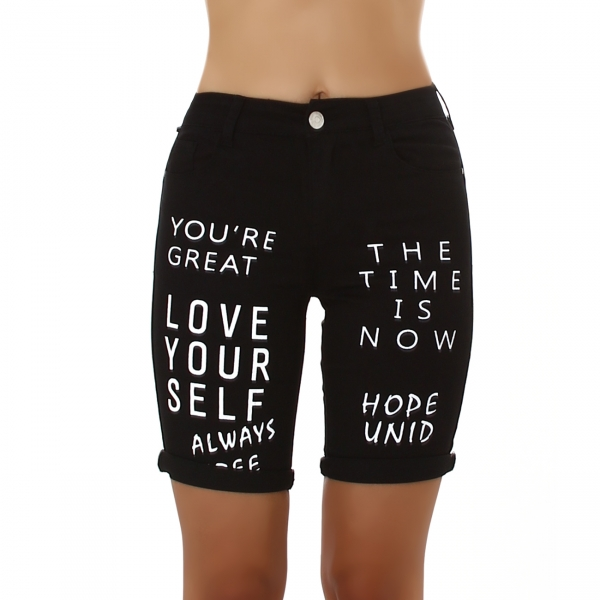 Sexy Short with Print