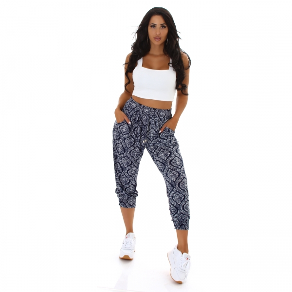 Sexy Summer Pants with Print