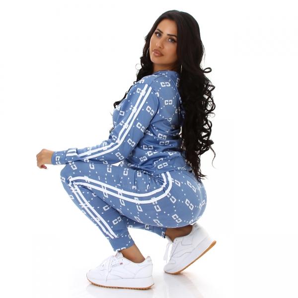 Sexy 2 TL. Anzug mit Print