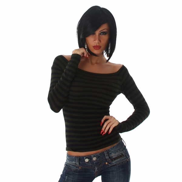 Sweater Stripes C321