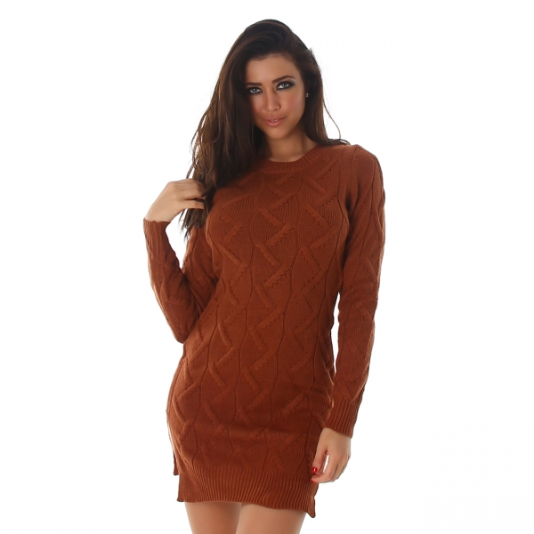 Long-Pullover C467