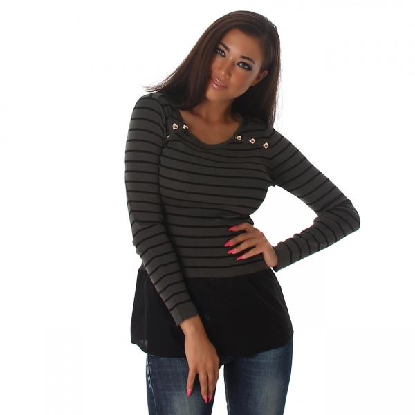 Blouse Sweater C481