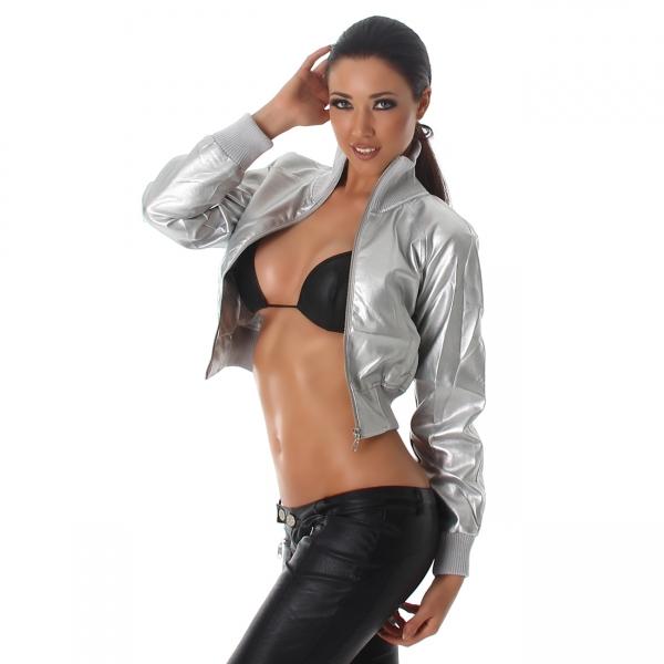 Sexy Jela London Jacket faux leather JL212