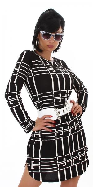 Sexy Dress with Print