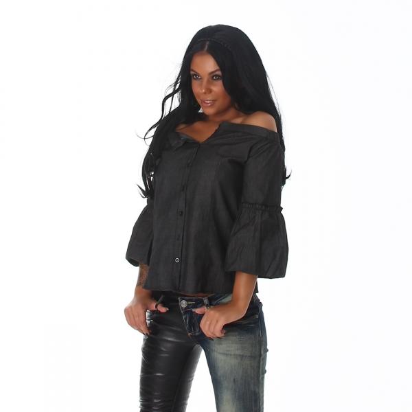 Bluse L506