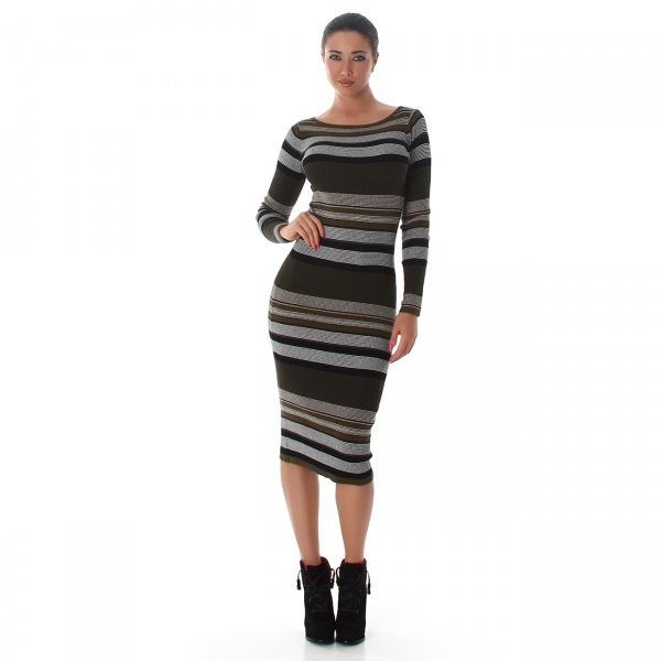 Dress C434