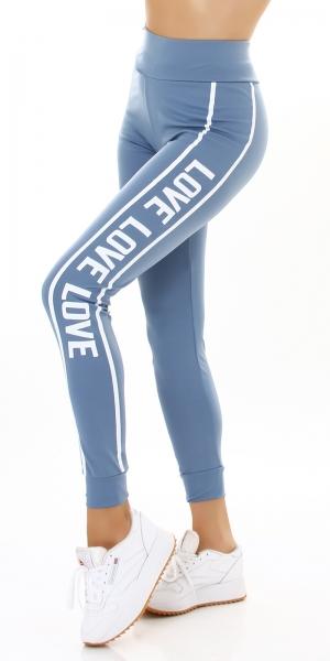 Sexy High Waist Leggings Love