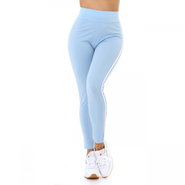 Sexy Leggings seitlich mit Streifen