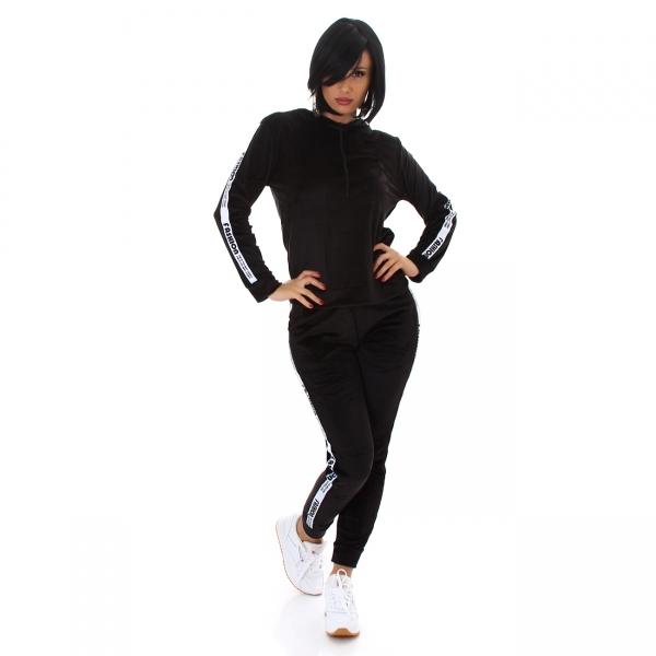 Trendy FASHION Sport Set Hose+Hoodie