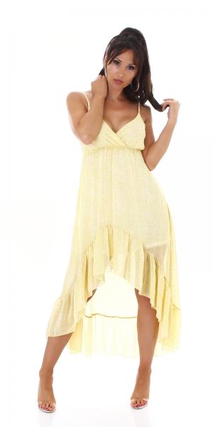 Sexy Mullet Maxi Dress