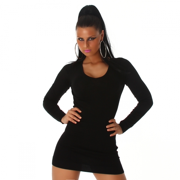 Knitted Dress C201