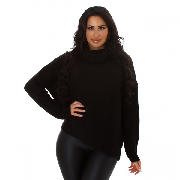 Sexy Turtleneck Sweater