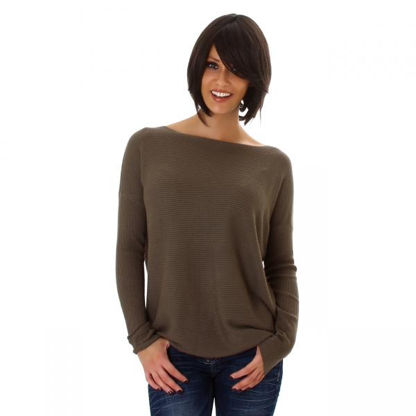 Sexy Fine Rib Sweater C433