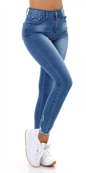 Sexy Skinny Jeans High Waist