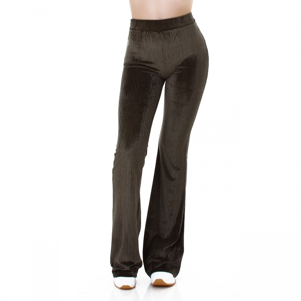 Sexy Flare Pant with High Stretch Waistband