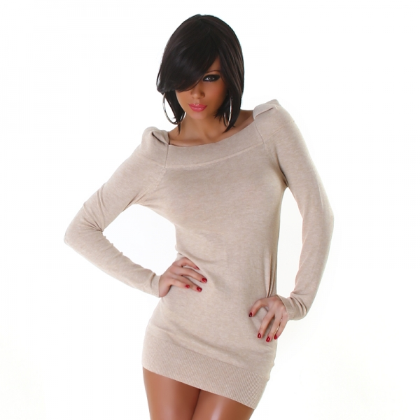 Sexy Jela London Knit Dress JL201