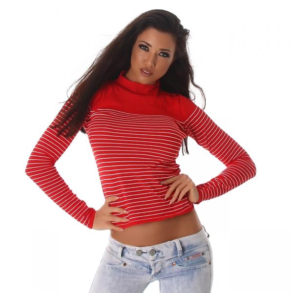 Sweater Crop C396