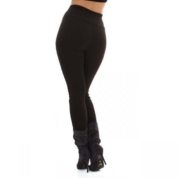 Sexy Thermo Pants with Zip