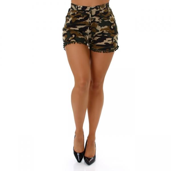 Sexy Army Short