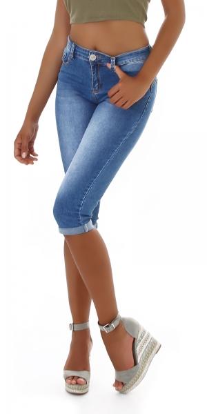 Sexy High Waist Jeans Short