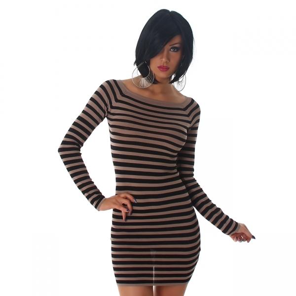 Knit Dress C356
