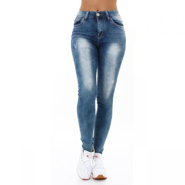 Sexy Jeans High Waist