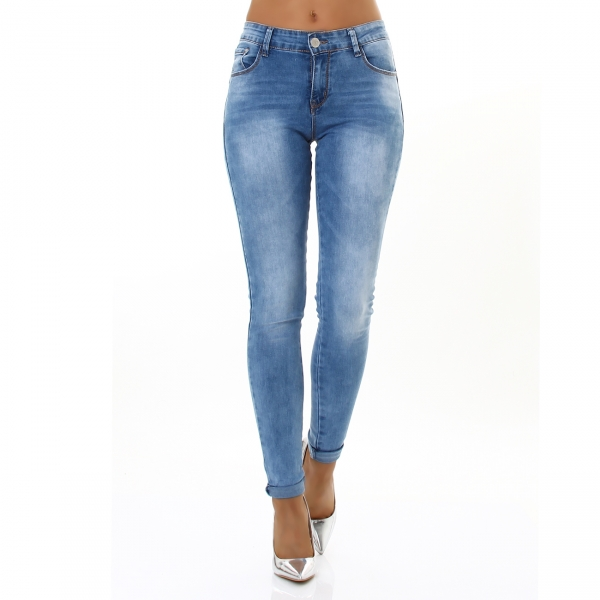 Sexy Skinny Jeans Push-UP