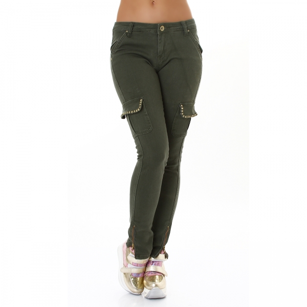 Push-Up Trousers 21878A