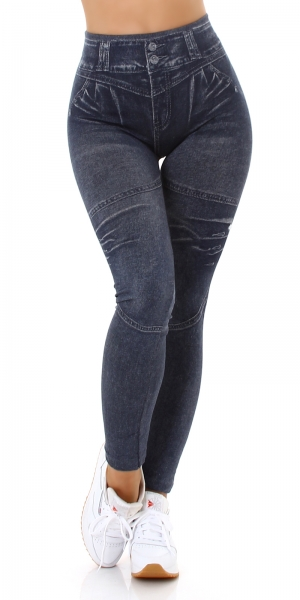 Sexy Leggings Jeans Look